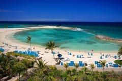 l'Atlantide en Bahamas Images stock
