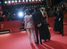 L'atmosfera assiste al Berlinale Immagine Stock Libera da Diritti