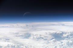 L'atmosfera de Sopra Foto de archivo