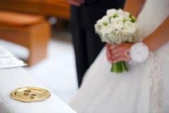L'atmosphère de mariage Photos libres de droits