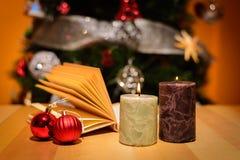 L'atmosphère de Noël Photos stock