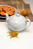 L'atmosphère de thé Photo libre de droits
