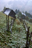L'atmosphère gelée Image stock