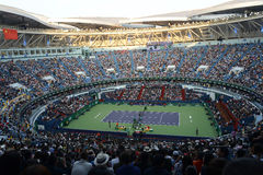 L'ATP 2015 di Shanghai padroneggia 1000 Immagine Stock Libera da Diritti