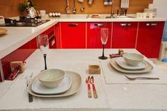 La cuisine 27 photo libre de droits