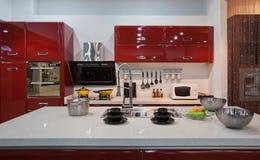 La cucina 23 Immagini Stock
