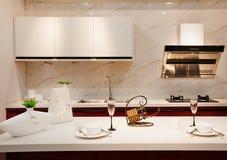 La cucina 39 Immagine Stock