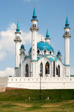 L'attraction principale de Kazan - Kremlin Photos stock