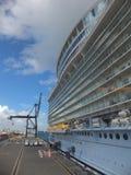 L'attrait de la Caraïbe royale des mers Photo libre de droits