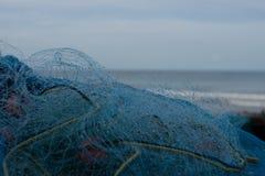 L'attrezzatura pesca il pesce Fotografie Stock