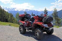 L'ATV Image stock