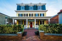 L'auberge de Chambre d'état, à Annapolis, le Maryland Photos stock