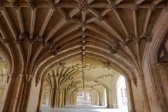 L'auberge Londres d'Undercroft Lincolns de chapelle Image stock