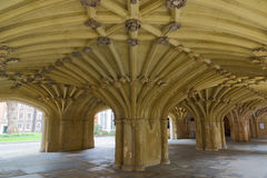 L'auberge Londres d'Undercroft Lincolns de chapelle Photographie stock