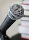 L'audio prenota la narrazione Immagini Stock