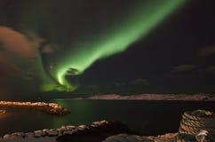 L'aurore Borealis Images stock