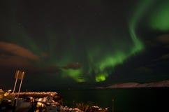 L'aurore Borealis Image stock