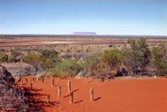L'Australia Fotografie Stock