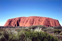 L'Australia Fotografie Stock Libere da Diritti