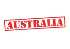 l'australia royalty illustrazione gratis