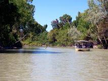 L'Australia, fiume dell'alligatore, kakadu Immagini Stock Libere da Diritti