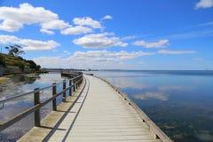 L'Australia Geelong Fotografia Stock
