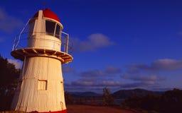 L'Australia: Il faro di Byron Bay fotografie stock libere da diritti