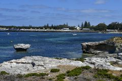 L'Australia, isola di Rottnest immagine stock libera da diritti