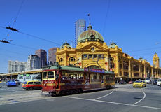L'Australia, Melbourne Immagini Stock Libere da Diritti