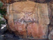 L'Australia, parco nazionale di Kakadu, fiume dell'alligatore, Fotografie Stock