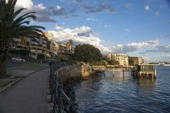 L'Australia Sydney CBD Immagini Stock Libere da Diritti