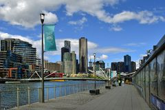 L'Australia, Victoria, Melbourne immagine stock