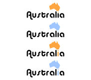 l'Australie Photo stock