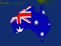 l'australie Photographie stock