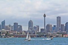 L'Australie célèbrent la nouvelle année et le Noël Photo stock