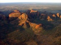 l'Australie - l'Olgas Photographie stock