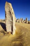l'Australie occidentale de pinacles Photos stock