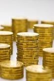 l'Australien invente des piles d'argent Image libre de droits