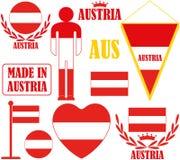 l'austria Immagine Stock