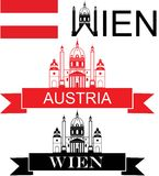 l'austria Fotografia Stock Libera da Diritti
