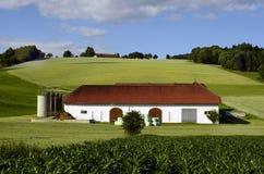 L'Austria, agricoltura Fotografia Stock