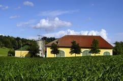 L'Austria, agricoltura Immagine Stock Libera da Diritti