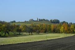 L'Austria, agricoltura Fotografia Stock Libera da Diritti