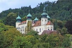L'Austria, Artstetten immagini stock libere da diritti