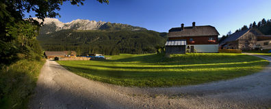 L'Austria Grimming Immagine Stock