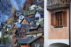 L'Austria: Hallstatt Fotografie Stock