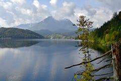 L'Austria, Salzkammergut, Altaussee Immagini Stock Libere da Diritti