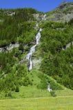 L'Austria, Tirolo, cascata Immagini Stock