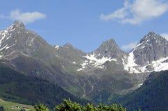 L'Austria, Tirolo, Kaunertal Immagine Stock Libera da Diritti