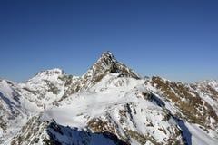 L'Austria, Tirolo, Wintersport Immagini Stock Libere da Diritti